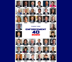 Securities Docket Announces 'Enforcement 40' for 2020